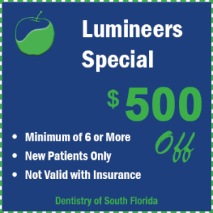 Lumineers Special Offer