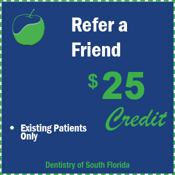 Patient Referral Credit